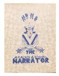 Harrow District High School Yearbook 1961-1962 by Harrow District High School (Harrow, Ontario)