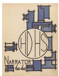 Harrow District High School Yearbook 1962-1963 by Harrow District High School (Harrow, Ontario)
