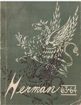 Herman, W. F. Academy Secondary School Yearbook 1963-1964
