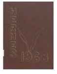 Kingsville District High School Yearbook 1967-1968