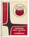 Guppy, Harry E. High School of Commerce Yearbook 1968-1969 by Guppy, Harry E. High School of Commerce (Windsor, Ontario)