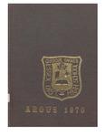 Essex District High School Yearbook 1969-1970 by Essex District High School (Essex, Ontario)