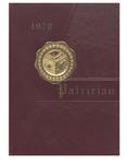 Patterson, J. C. Collegiate Institute Yearbook 1969-1970