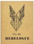 Riverside Secondary School Yearbook 1955-1956