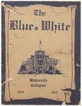 Walkerville Collegiate Institute Yearbook 1928-1929