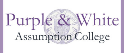 Purple and White: Assumption College