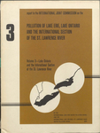 Pollution of Lake Erie, Lake Ontario, and the International Section of the St. Lawrence River by International Joint Commission