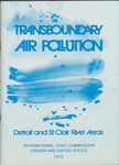 Transboundary Air Pollution by International Joint Commission