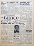 The Lance: School Year 1958-1959 by Assumption University (Windsor)