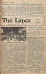The Lance: School Year 1973-1974 (Jan.-Apr.)