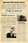 The Lance: School Year 1977-1978 (Sept.-Dec.)