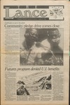 The Lance: School Year 1986-1987