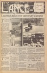 The Lance: School Year 1987-1988: Summer Lance 1988 by University of Windsor