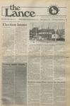 The Lance: School Year 1990-1991