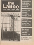 The Lance: School Year 1993-1994 by University of Windsor