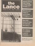 The Lance: School Year 1993-1994