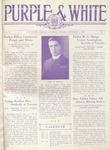 Purple and White: 1925 - 1926