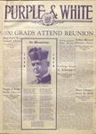 Purple and White: 1929 - 1930 by Assumption College