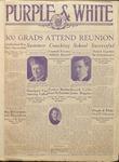 Purple and White: 1930 - 1931