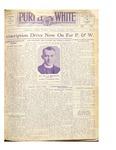 Purple and White: 1935 - 1936