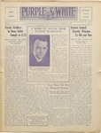 Purple and White: 1938 - 1939 by Assumption College