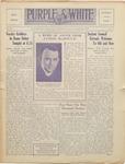 Purple and White: 1938 - 1939