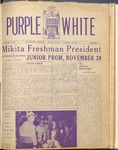 Purple and White: 1945 - 1946