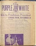 Purple and White: 1945 - 1946