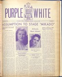 Purple and White: 1949 - 1950 by Assumption College