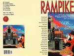 Rampike Vol. 17 / No. 1 (Québec 400th Anniversary issue/ Identité, Mémoire, Territoire)