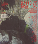 Rampike Vol. 9 / No. 2 (Environments issue)