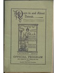 Days in and About Detroit: National Educational Association Fortieth Annual Meeting 1901