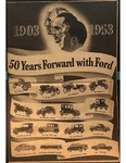 Fifty Years Forward With Ford by Ford Motor Company