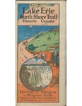 Lake Erie North Shore Trail, Ontario, Canada, 1927 Edition by Southern Ontario Highway Association