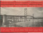 New Route Between Detroit And Windsor Via Ambassador Bridge 1930