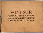 Windsor, Ontario, 1913, Canada: Including Walkerville, Ford, Sandwich and Ojibway by H. W. Gardner