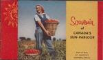 Souvenir of Canada's Sun Parlour. Home of Heinz 57 Varieties, Leamington, Ontario by Heinz Company