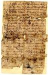 Huron Deed of Gift 1780
