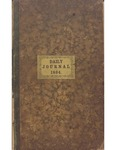 Bartlet, Alexander Diary 1864