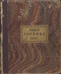 Bartlet, Alexander Diary 1867