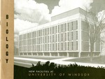 Biology: New Facilities at University of Windsor by University of Windsor